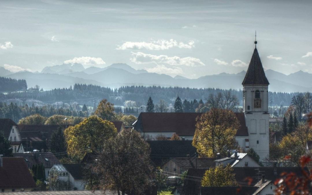 Unterzeil bei Leutkirch im Allgäu